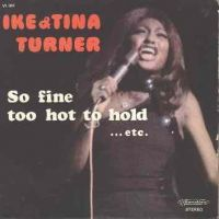 Cover Ike & Tina Turner & The Ikettes - So Fine