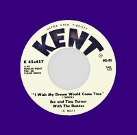 Cover Ike & Tina Turner with The Ikettes - I Wish My Dream Would Come True