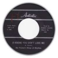 Cover Ike Turner & His Kings Of Rhythm - (I Know) You Don't Love Me
