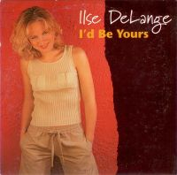 Cover Ilse DeLange - I'd Be Yours