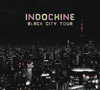 Cover Indochine - Black City Tour