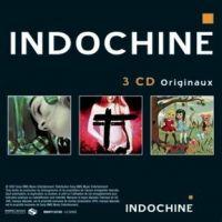 Cover Indochine - Dancetaria / Paradize / Alice & June