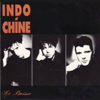 Cover Indochine - Le baiser