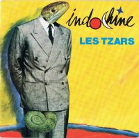 Cover Indochine - Les tzars