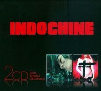 Cover Indochine - Paradize / Danceteria