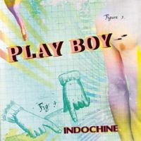 Cover Indochine - Play Boy