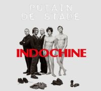 Cover Indochine - Putain de stade