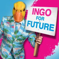 Cover Ingo ohne Flamingo - Ingo For Future