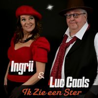 Cover Ingrii & Luc Caals - Ik zie een ster