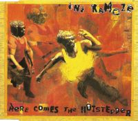 Cover Ini Kamoze - Here Comes The Hotstepper