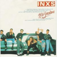 Cover INXS - New Sensation