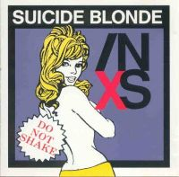 Cover INXS - Suicide Blonde