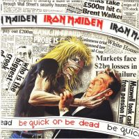 Cover Iron Maiden - Be Quick Or Be Dead