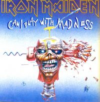 Cover Iron Maiden - Can I Play With Madness