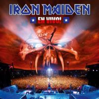 Cover Iron Maiden - En vivo!
