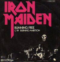Cover Iron Maiden - Running Free