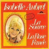 Cover Isabelle Aubret - La source