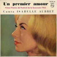 Cover Isabelle Aubret - Un premier amour