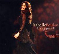 Cover Isabelle Boulay - Du temps pour toi