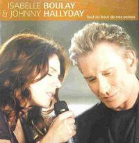 Cover Isabelle Boulay & Johnny Hallyday - Tout au bout de nos peines