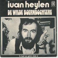 Cover Ivan Heylen - De wilde boerndochtere