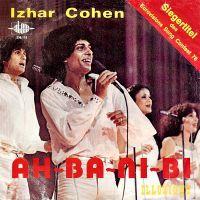 Cover Izhar Cohen & The Alpha-Beta - A-Ba-Ni-Bi