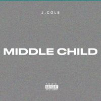 Cover J. Cole - Middle Child