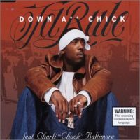"Cover Ja Rule feat. Charli ""Chuck"" Baltimore - Down A** Chick"