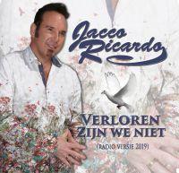 Cover Jacco Ricardo - Verloren zijn we niet