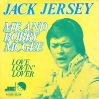 Cover Jack Jersey - Me And Bobby McGee