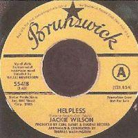 Cover Jackie Wilson - Helpless