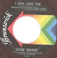 Cover Jackie Wilson - I Still Love You