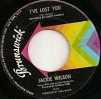 Cover Jackie Wilson - I've Lost You