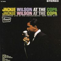 Cover Jackie Wilson - Jackie Wilson At The Copa