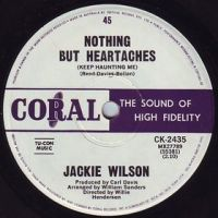 Cover Jackie Wilson - Nothing But Heartaches (Keep Haunting Me)