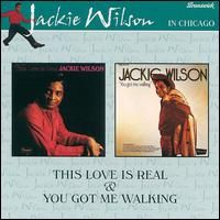 Cover Jackie Wilson - This Love Is Real & You Got Me Walking