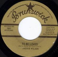 Cover Jackie Wilson - To Be Loved