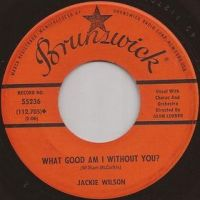 Cover Jackie Wilson - What Good Am I Without You