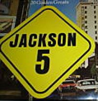 Cover Jackson 5 - 20 Golden Greats