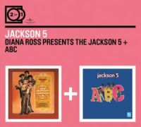 Cover Jackson 5 - 2 For 1: Diana Ross Presents The Jackson 5 + ABC