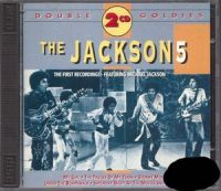 Cover Jackson 5 - Double Goldies - The First Recordings
