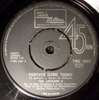 Cover Jackson 5 - Forever Came Today