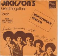 Cover Jackson 5 - Get It Together