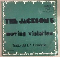 Cover Jackson 5 - Moving Violation