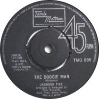 Cover Jackson 5 - The Boogie Man