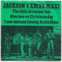 Cover Jackson 5 - The Little Drummer Boy