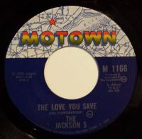 Cover Jackson 5 - The Love You Save
