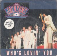 Cover Jackson 5 - Who's Lovin' You (Live)