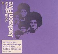 Cover Jackson Five - Soul Legends