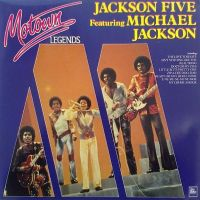 Cover Jackson Five feat. Michael Jackson - Motown Legends